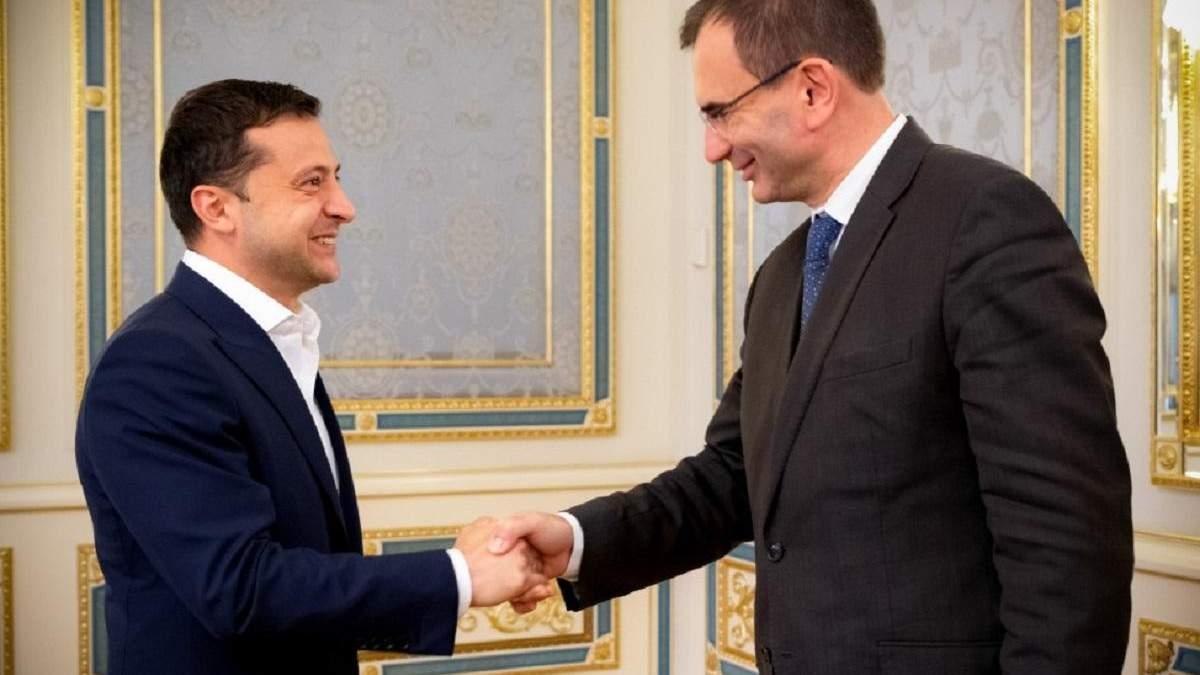 Зеленський обговорив з Пію залучення інвестицій в українську економіку