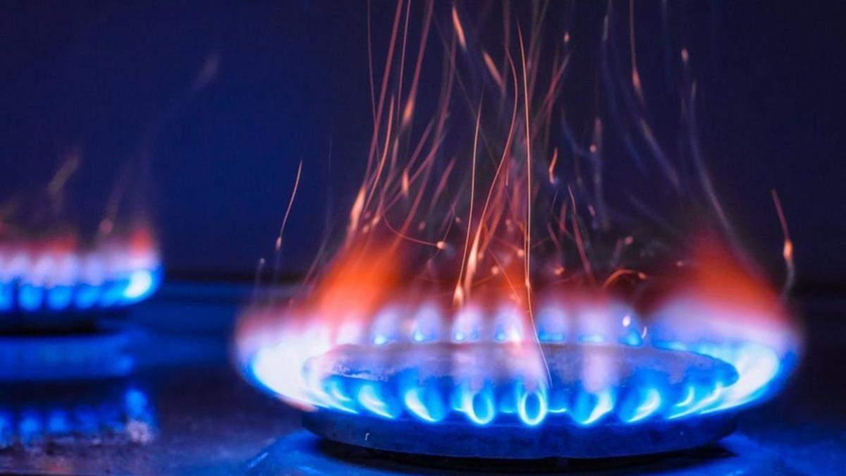 Українські запаси у сховищах газу найбільші за останні 9 років