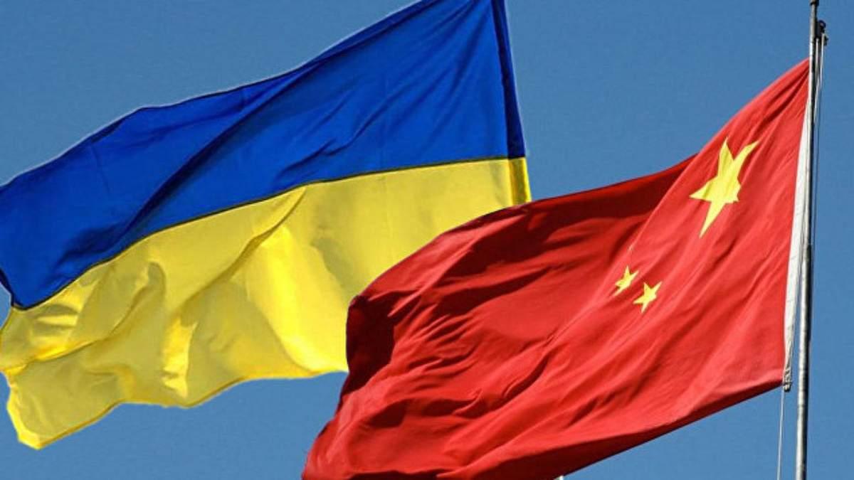 Китай став найбільшим торговельним партнером України: Росія на другому місці