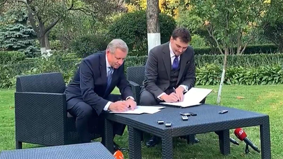 Кабмин подписал меморандум о сотрудничестве с Нацбанком