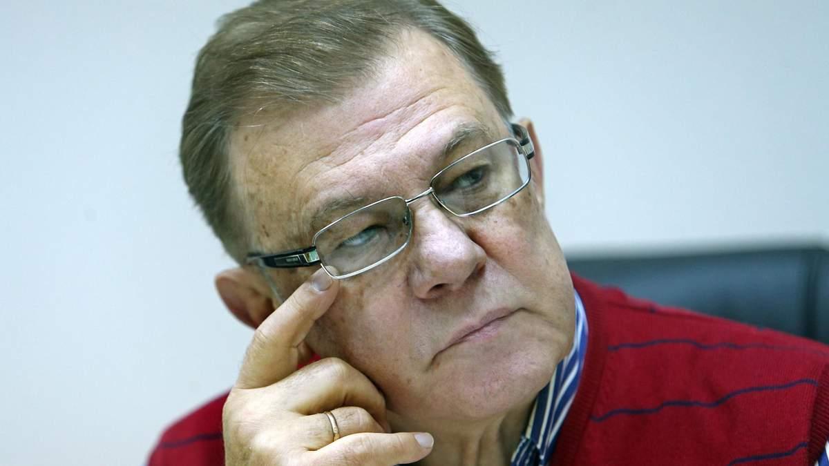 Бывший министр экономики Украины Владимир Лановой