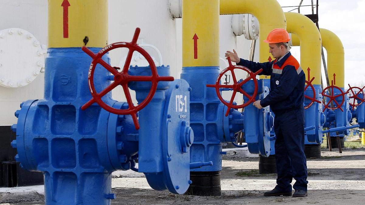 Україна відмовиться від пропозиції РФ продовжити транзит газу на рік