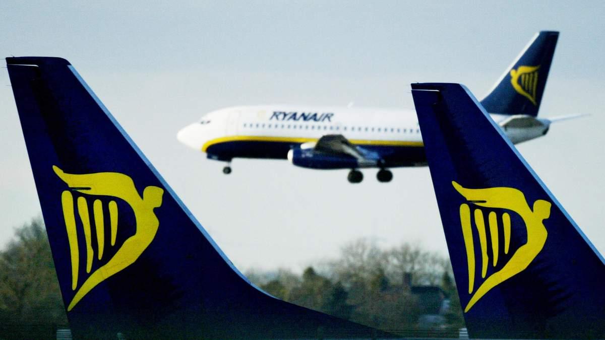 Ryanair в Херсоні – коли Ryanair запускає рейси Херосн – Краків