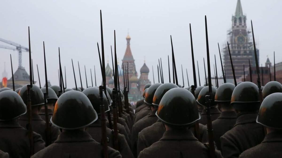 Российская экономика набегов, дани, наемничества и терроризма