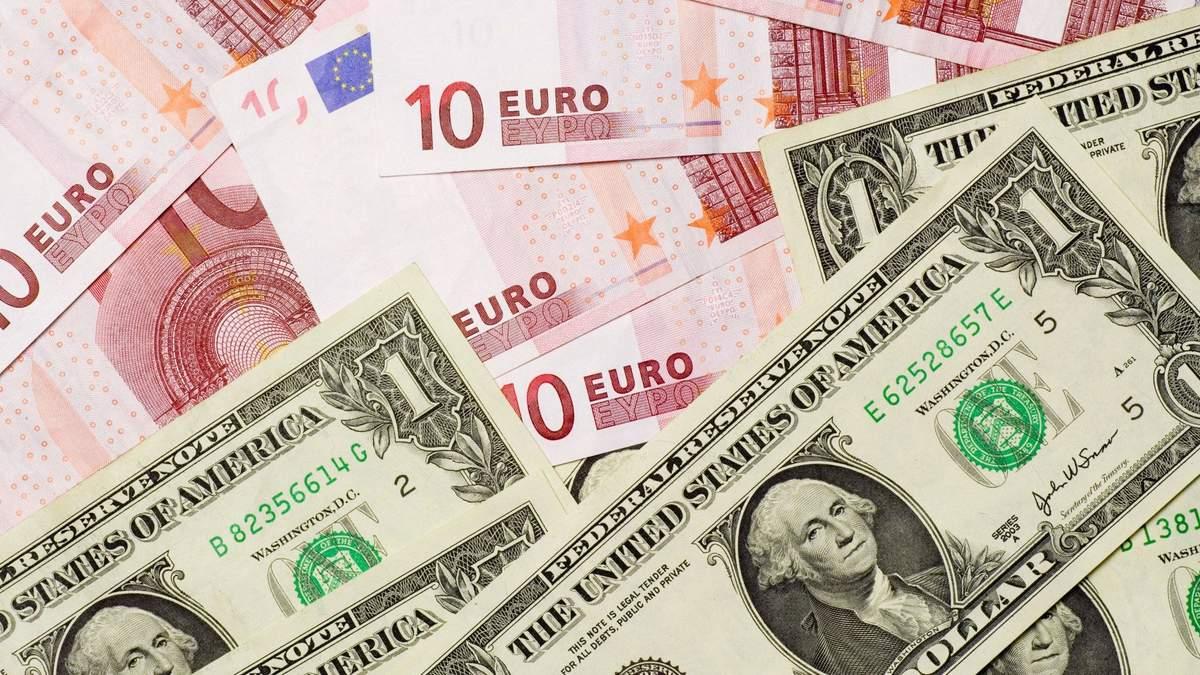 Курс долара, євро – курс валют НБУ на 21 листопада 2019