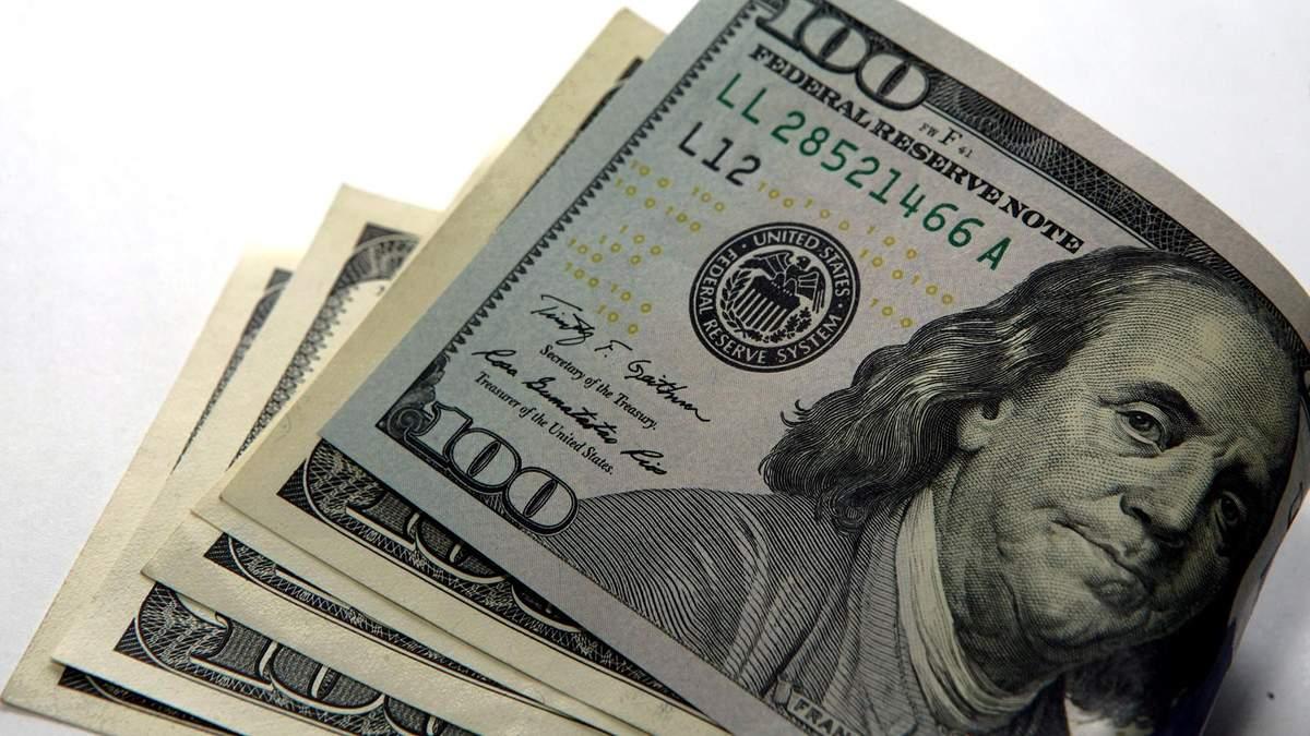 Готівковий курс валют на 21.11.2019: курс долару та євро