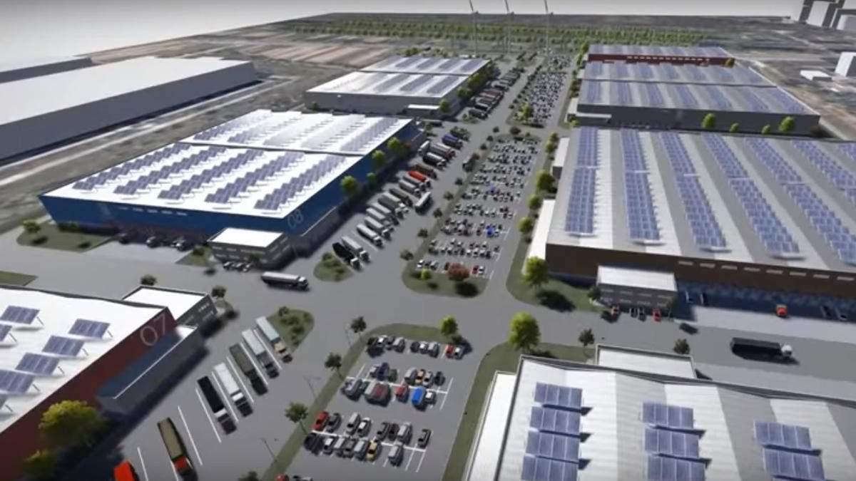 Индустриальный парк во Львове: 3000 рабочих мест и высокая средняя зарплата