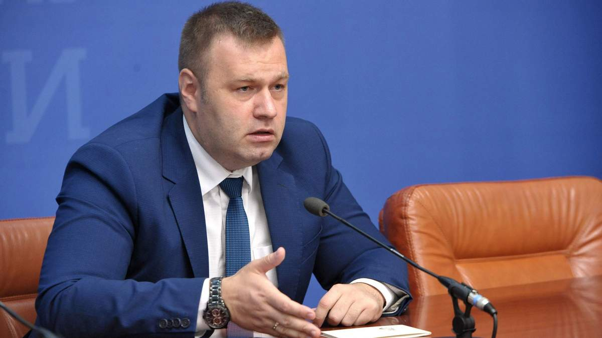 Міністр енергетики Олексій Оржель