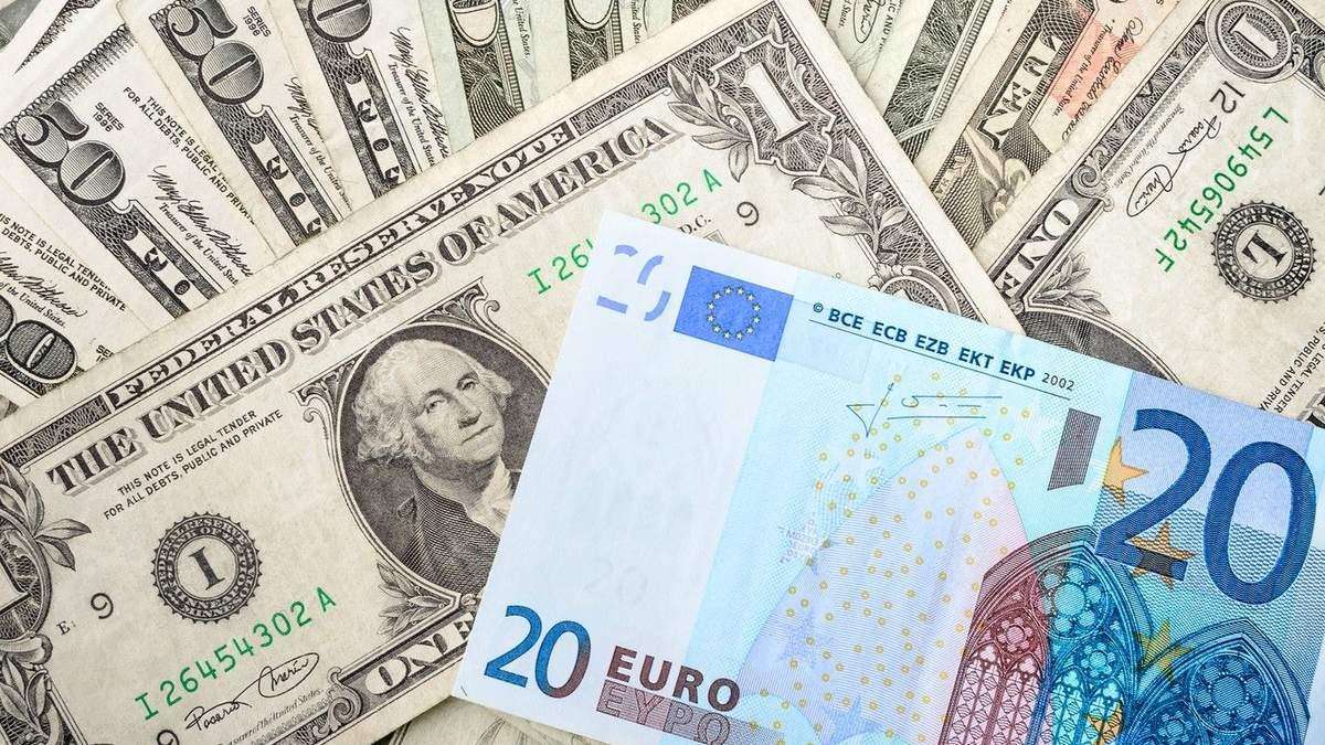 Курс долара, євро – курс валют НБУ на 12 грудня 2019