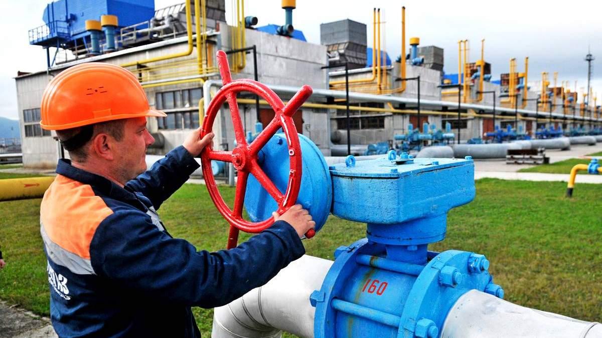 Контракт про транзит газу: Кабмін опублікував текст протоколу зустрічі