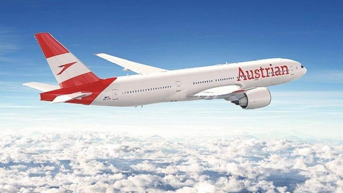 Австрийская авиакомпания ввела проездной на полеты
