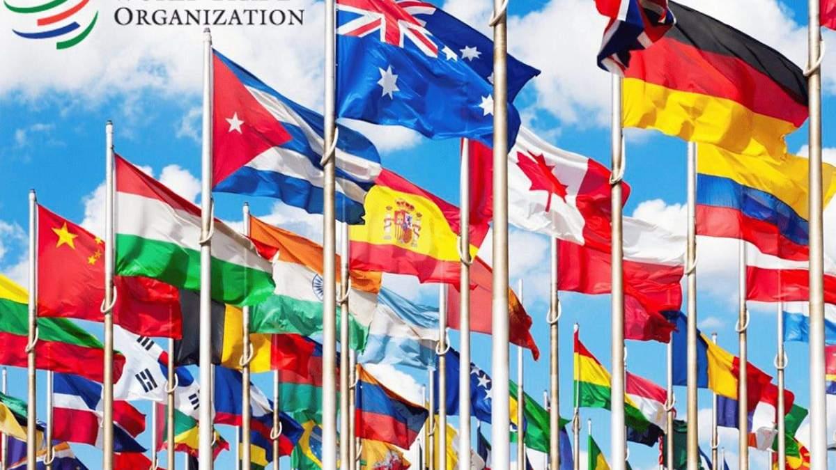 Какие страны получают наибольшую выгоду от Всемирной торговой организации: инфографика