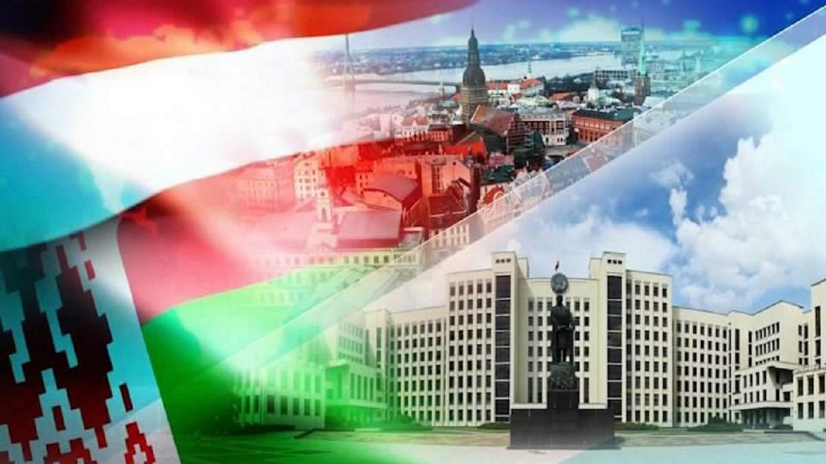 Латвия готова помочь Беларуси с поиском альтернативы российской нефти