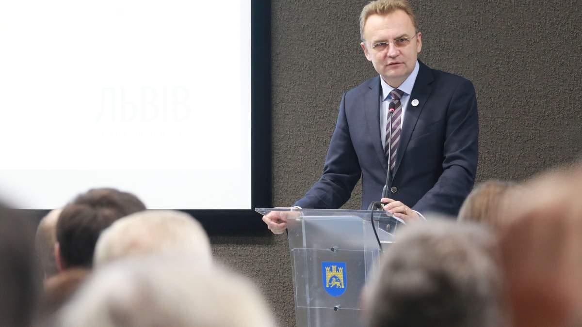 В январе львовяне меньше заплатят за тепло: заявление Садового
