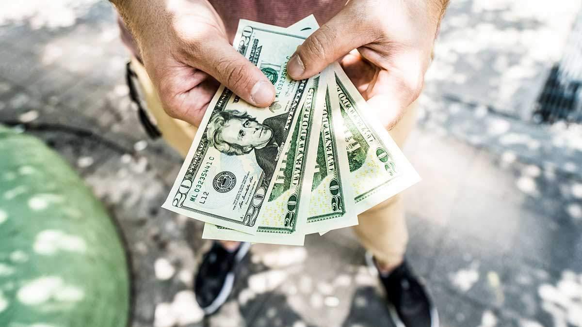 Готівковий курс валют сьогодні 08.01.2020 – курс долару, євро