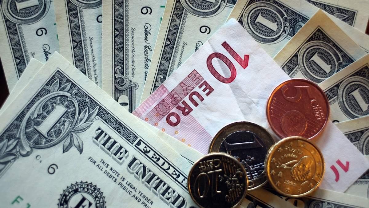 Наличный курс валют 09.01.2020 – курс доллара, евро