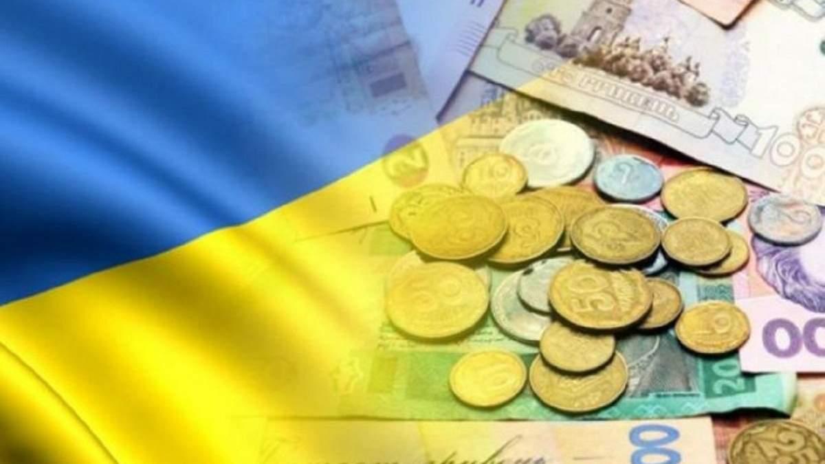 Уровень инфляции в Украине в 2019 году составил 4,1%