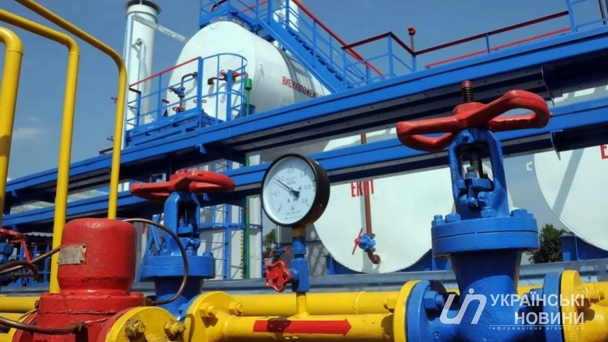 Вперше Росія через територію України транспортувала 100 мільйонів кубометрів газу за добу