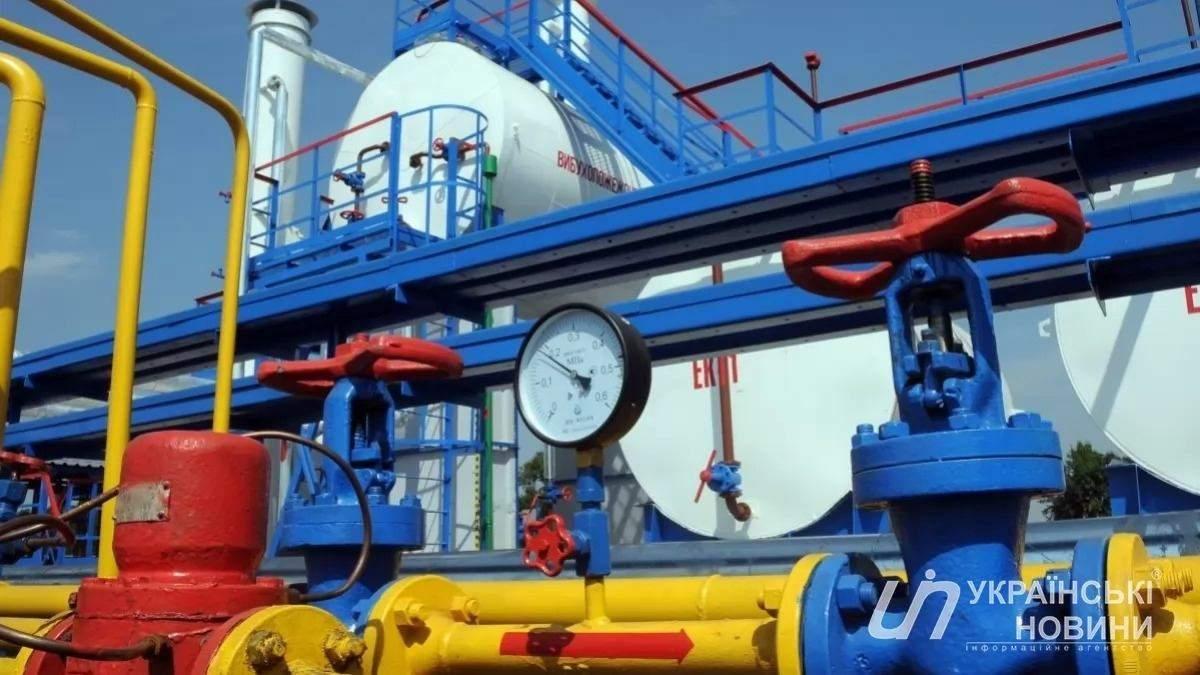Транзит российского газа через Украину превысил 100 миллионов кубометров в сутки