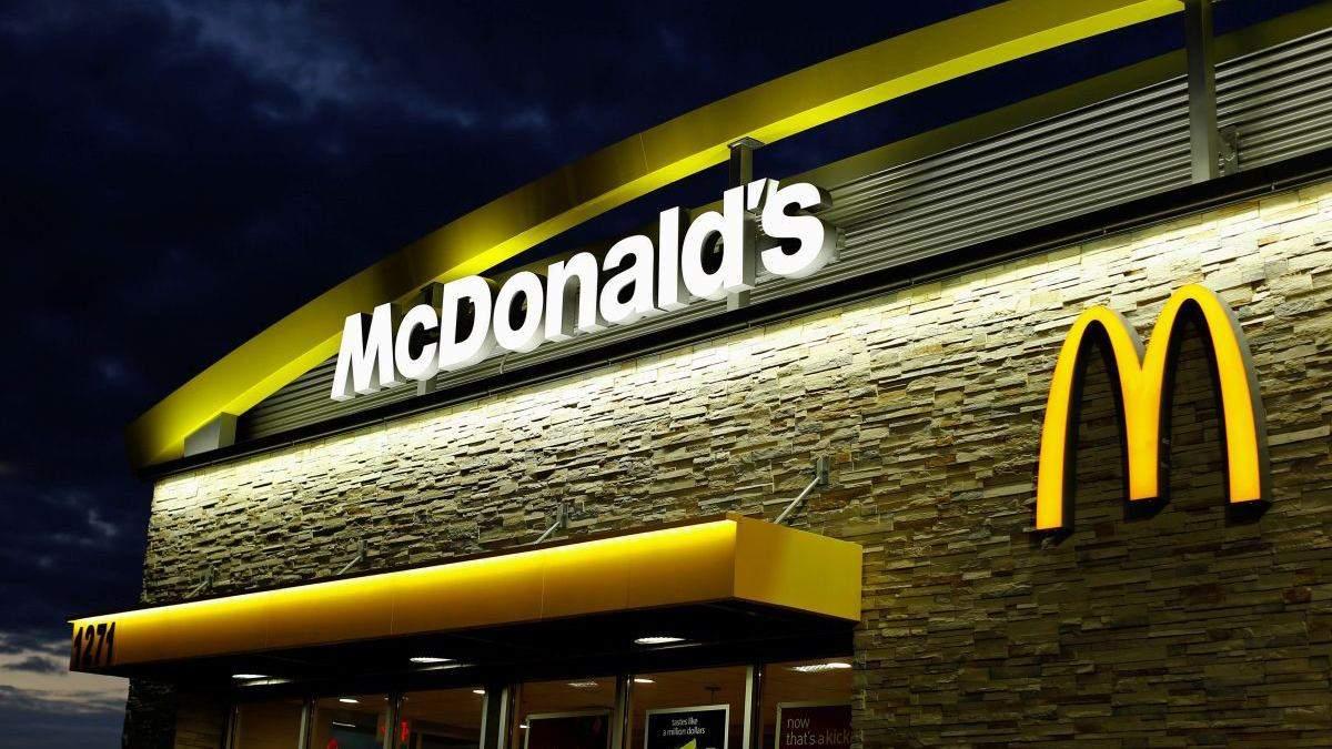 МакДональдз в Україні купує картоплю у Польщі