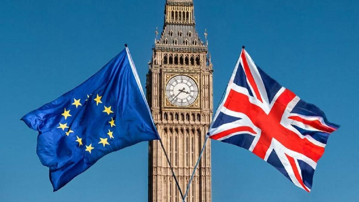 Великобритания еще не вышла из ЕС, но уже потеряла из-за Brexit 170 миллиардов долларов