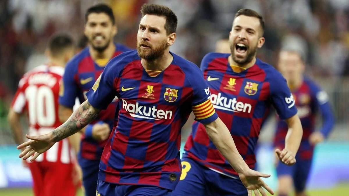 """""""Барселона"""" отримала рекордний дохід у минулому сезоні: названо суми"""