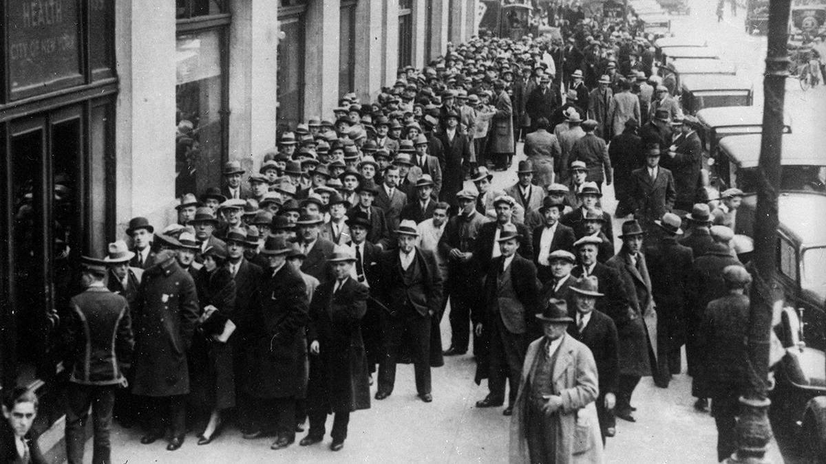Мировая экономика может вернуться к Великой депрессии: предупреждение от МВФ