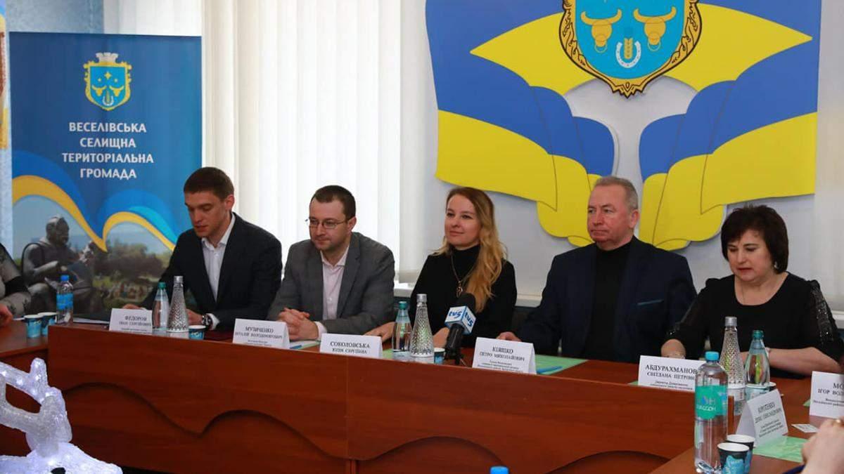 Очільниця Мінсоцполітики Соколовська повідомила, скільки виділили з бюджету на розвиток ОТГ