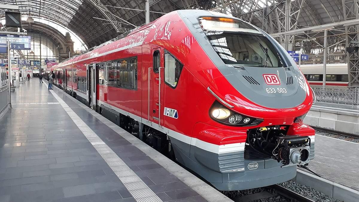 Deutsche Bahn будет помогать Укрзализныце – что известно