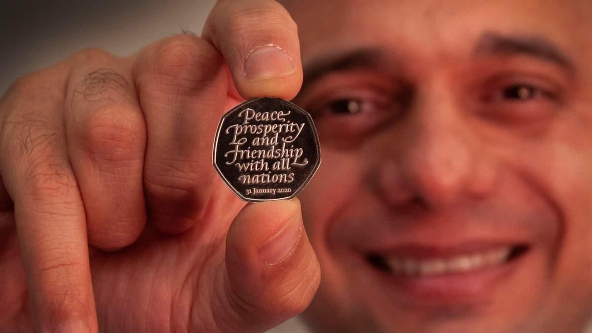 В Британии появится новая монета в честь Brexit: фото