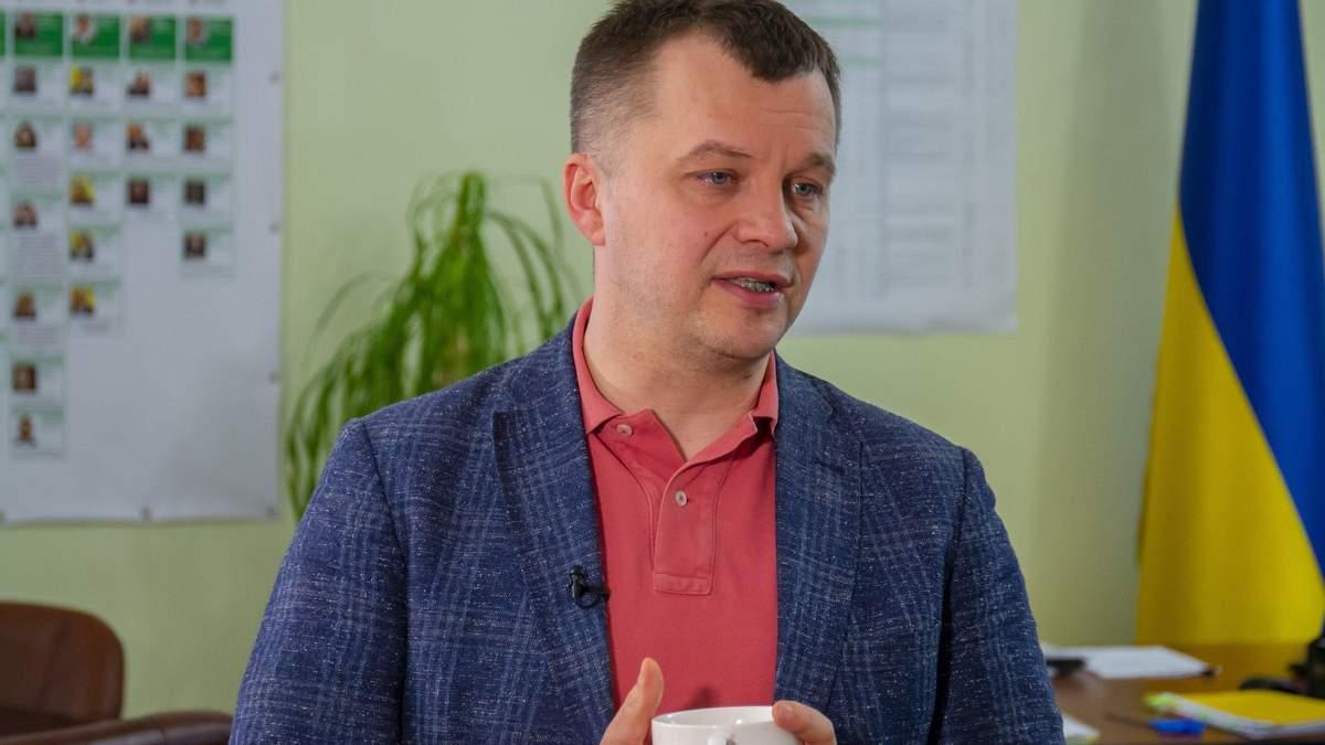 Милованов заявил, что коронавирус не повлияет на экономику Украины