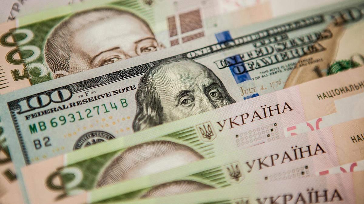 Почему гривна падает 2020: объяснение НБУ