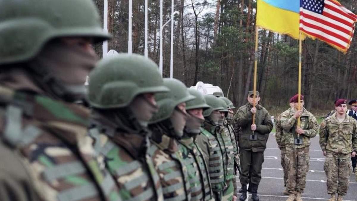 США сохранят объем военной помощи Украине в 2021 году