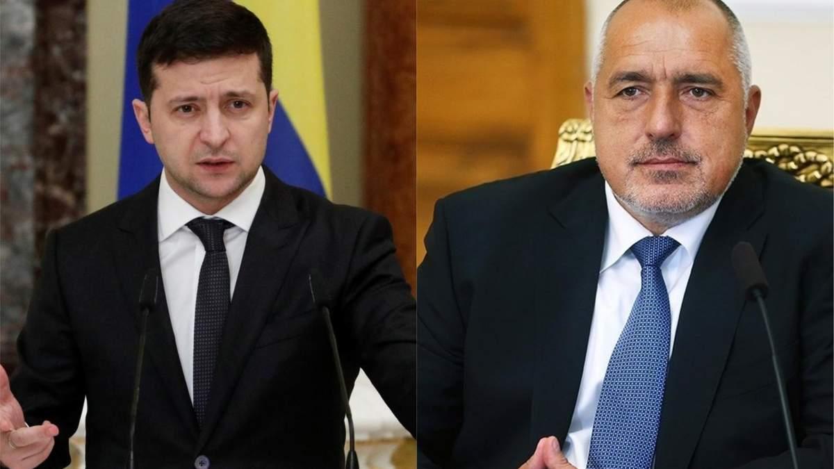 Зеленський провів телефонну розмову з Борисовим