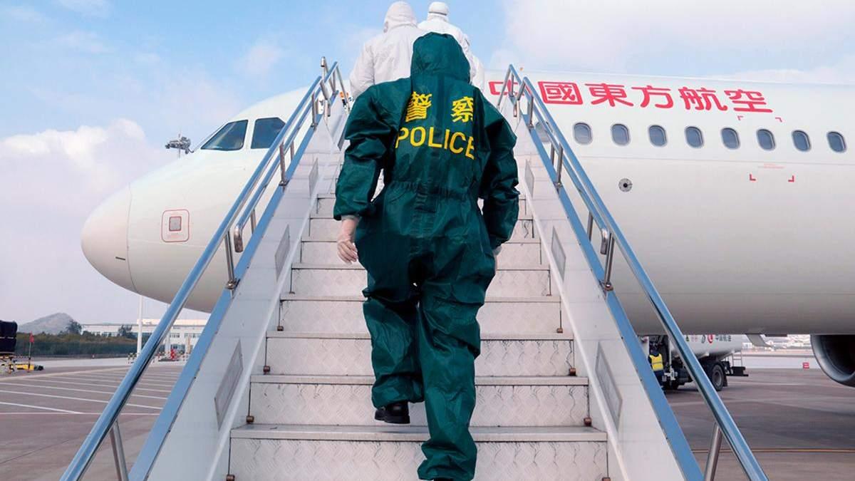 Коронавірус: фактично закриває Китай, напружуючи світову економіку