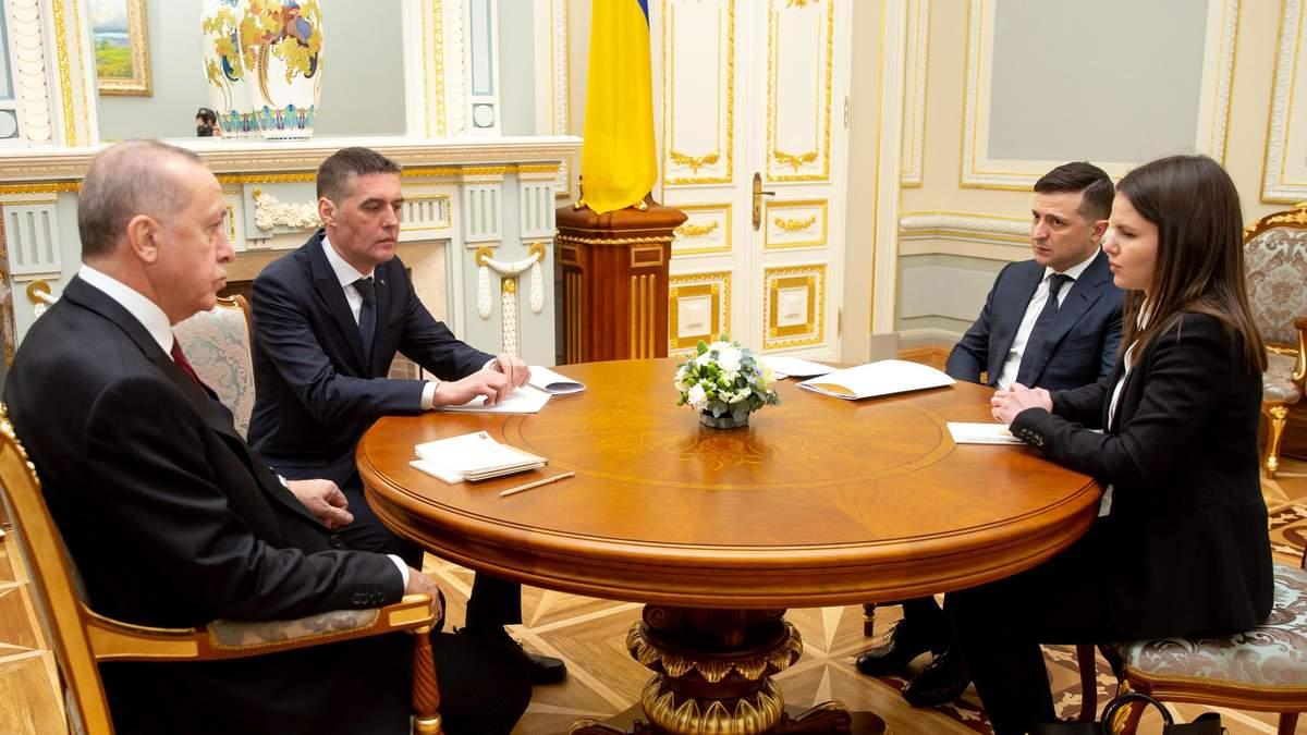 Встреча Зеленского и Эрдогана: какие соглашения подписали Украина и Турция – детали