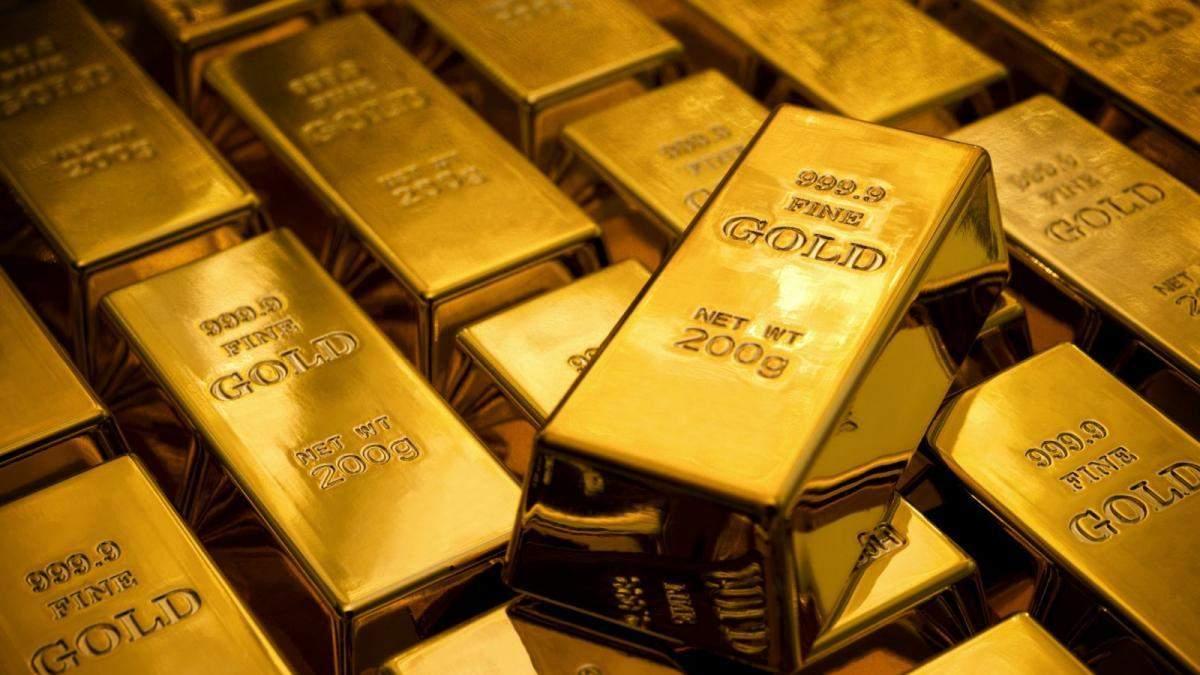 Насколько выросли золотовалютные резервы Украины?