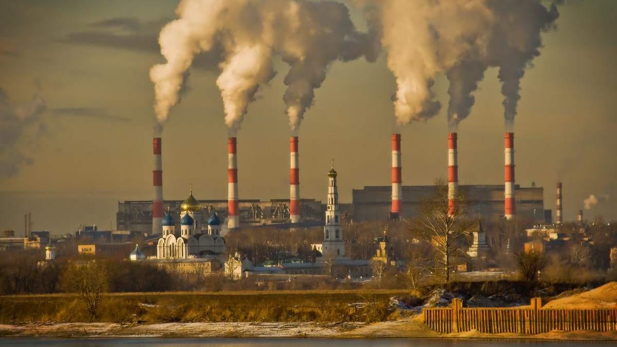 Правительство будет бороться с промышленным загрязнением