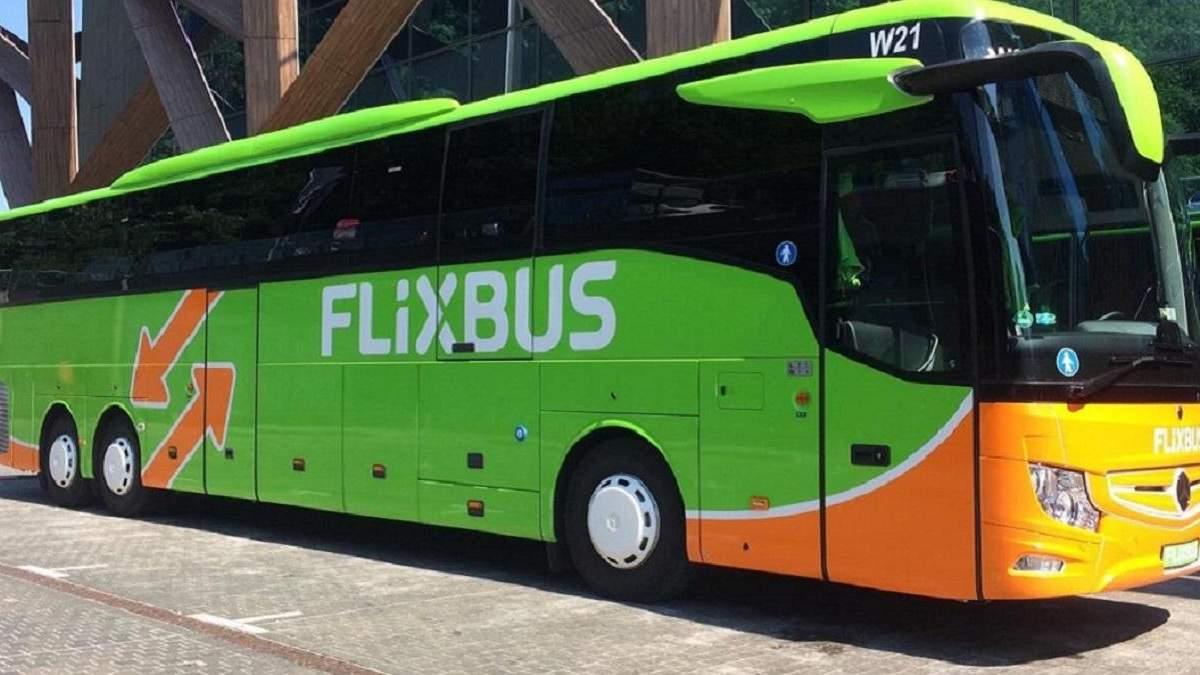 FlixBus почне виконувати внутрішні рейси в Україні