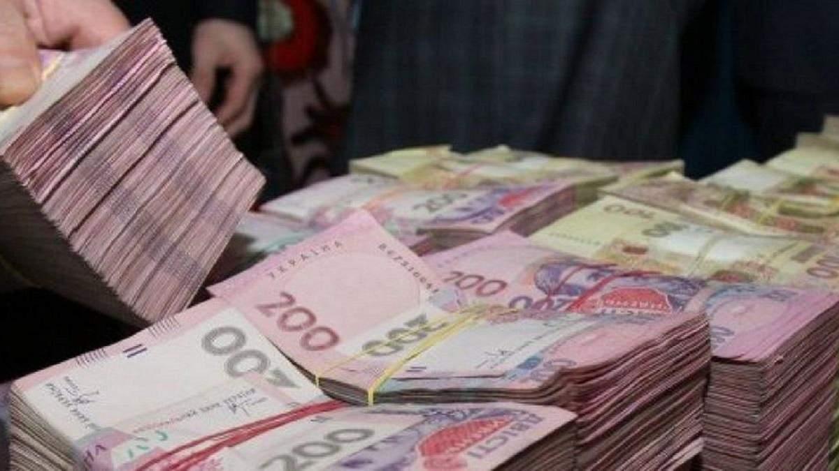Украинцы держат сбережений в банках на почти 500 миллиардов гривен