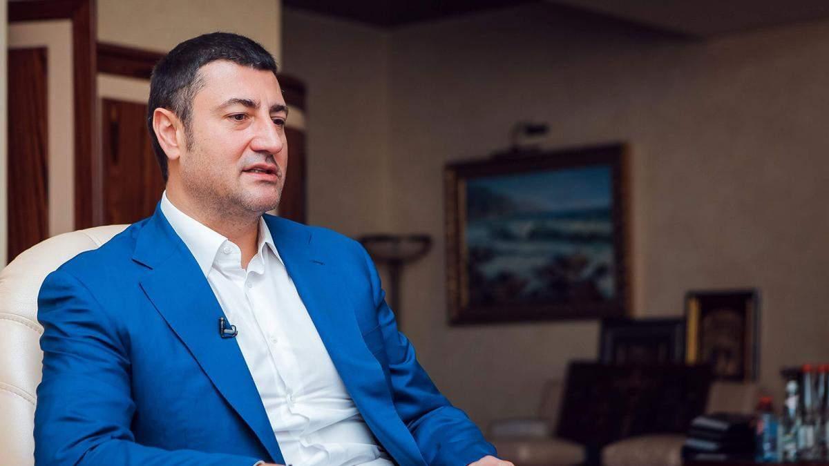 Компании Олега Бахматюка заплатили 7,7 млрд грн налогов в бюджет страны