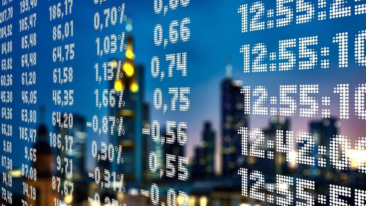 Обвал на фондових ринках