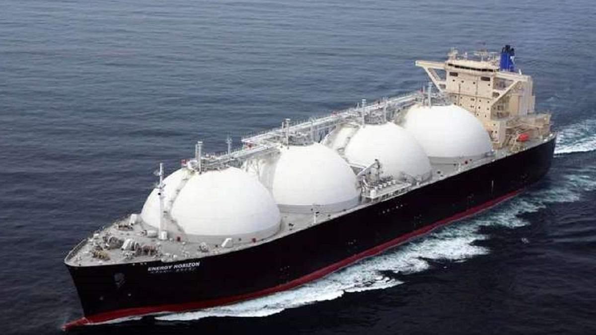 Україна зацікавлена у довгостроковому контракті на постачання газу зі США