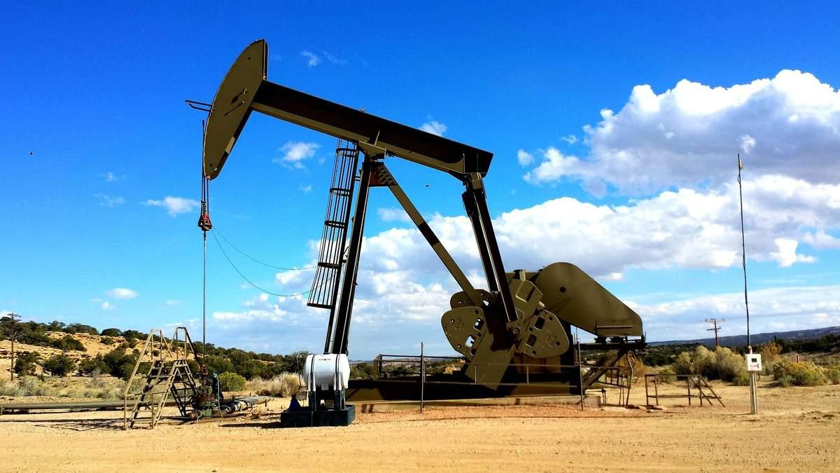 Ціни на нафту знизилися