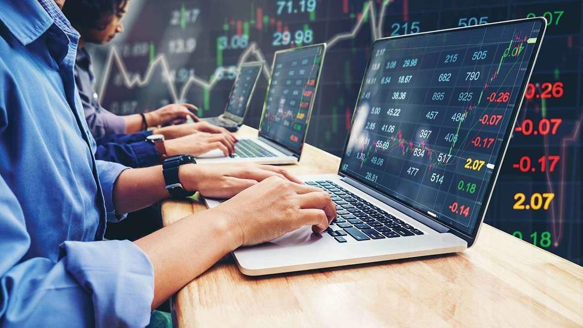 Обвал на фондовых рынках