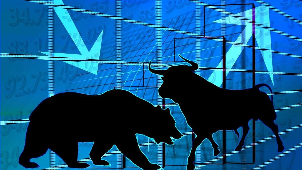 Медвежий тренд на фондовом рынке США