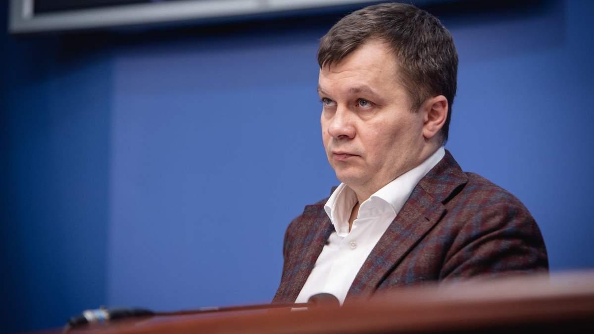 Полмиллиона украинцев могут потерять работу из-за коронавируса, – Милованов