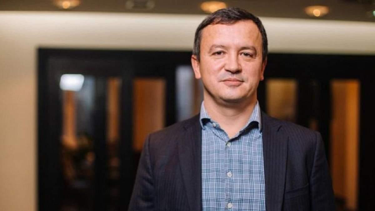 Ігор Петрашко подав декларацію