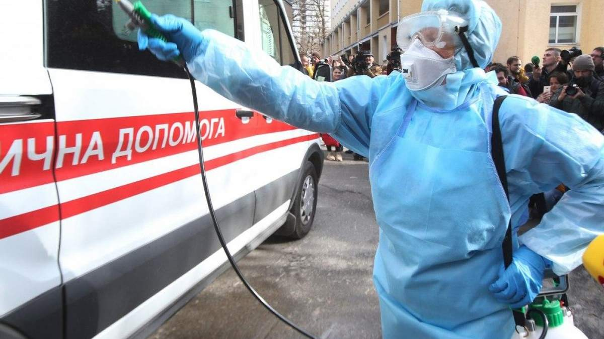 Україна має задіяти всі ресурси для боротьби з коронавірусом