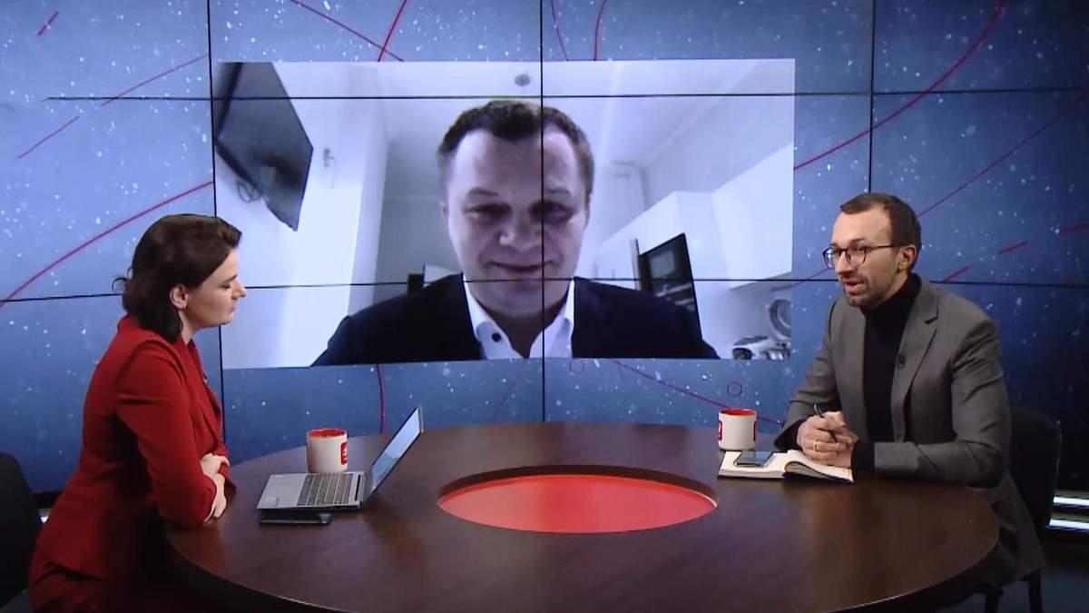 Про перспективи траншу МВФ і наслідки карантину для України: інтерв'ю з Миловановим